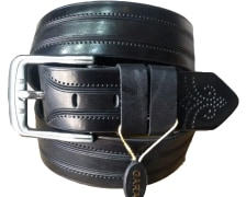 Genuine Cow Leather Belt For Men - Code : 4521 - Gara Company