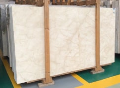 Marble Stone - Model : Liberty White - In Blocks And Slabs - Farzin Stone Company