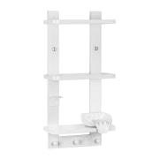 Bathroom Shelf - Model: 10119-3 - Dolphin