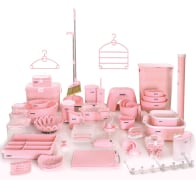Plastic Houseware Set - Limon Brand - Model : Plasco 050