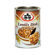 Lentils Dish Canned - 370 gr - 1&1