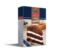 Chocolate Cake Mix 500g - Zarmacaron Brand