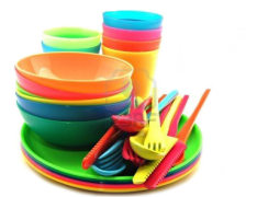 Disposable Tableware - Barad Gostar Alvand Trading Company