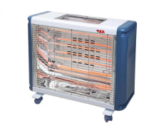 Electric Heater - Dimensions : 715 × 225 × 565 - Portable - With Fan - Heating Power : 3000 W - Model : QH-3000