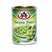 Green Pea Canned - 370 gr - 1&1