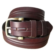 Genuine Cow Leather Belt For Men - Code : 4524 - Gara Company