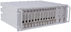 "Network Switch - 3U Model - Company ""Fatech Electronic"""