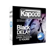 Condom With Delay Effect - Kapoot Brand