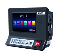 Attendance Record Machine - Mode: Safe Max (W7) - Kara 2000 Company