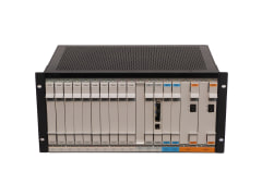 "Multiplexer - Fiber Optic - With 13 Access Cards On The Device - Company ""Fatech Electronic"" - Model : FAT-50 T-64"