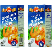 Shrimp Batter Mix - 200 gr Pack - Tordak Brand