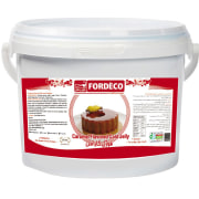 Cold Jelly - Flavored: Caramel - 7 kg - Fordeco