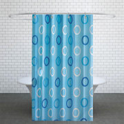 Shower Curtain - Model: TOR- 5033 - Dolphin