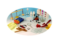 Science Experiments Educational Kit For Primary School - EEI Brand