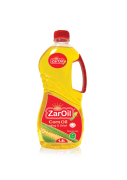 Corn Oil - 1.8 L Bottle - For Salad and Cooking - Zaroil Brand