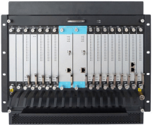 "Multiplexer - With 15 Access Cards On The Device - Company ""Ftech Electronic"" - Model : FT50-T 9U"
