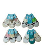 "Invisible Socks - For Kids - Cotton - Brand ""Sefid Barfi"""