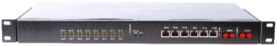 "Network Switch - 1U Model - Company ""Fatech Electronic"""