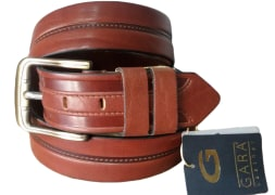 Genuine Cow Leather Belt For Men - Code : 4507 - Gara Company