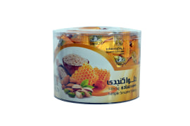 Simple Tahini Halva With Sesame - 10 Gr Sachets In 500 Gr Package - Shir Reza Yazd Company