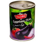 Canned Eggplant Dish - 380 gr - Shahsavand