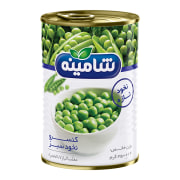 Canned Green Peas - 350 gr - Shamineh