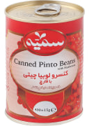 Canned Beans with Mushroom - 400 gr - Somayeh