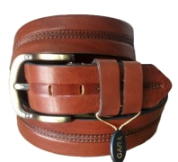 Genuine Cow Leather Belt For Men - Code : 4527 - Gara Company