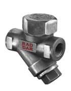 "Thermodynamic Steam Trap - Size: 1/2"" - Flanged - Raddar Company"