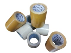 UV Adhesives Tape - Colorless & Yellow - For Greenhouses & Pools - Rokh Plastic Toos Company
