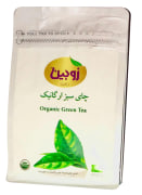 Green Tea - 100% Organic  - 100 g Package - Zubin Brand