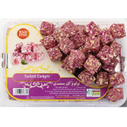 Turkish delight - Damask rose - 400 gr - Eido