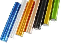 Cellophane Films (Opaque) - PVC Material - Usable IN Industries, Automotive,Saddlery, Book Binding & Medicines - Shahin Plastic Company