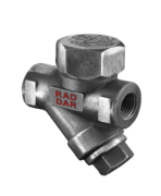 stainless steel Thermodynamic Steam Trap - Model: TD3 - Size: 3/4 - Class 30 - Raddar