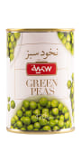 Canned Green Peas - 420 gr - Somayeh