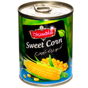 Canned Sweet Corn - 380 g - Shahsavand
