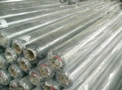Clear Film Sheets - Used In Industries, Automobile, Saddlers, Binding and Medicine - Shahin Plastic Company