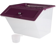 Storage Box - Multi Purpose - Plastic - With Lid - Limon Brand
