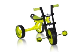 Pedal Tricycle - Suitable for Children 3-7 Y.O, Weight 8 kg, 41*26*61 cm - Model DIEGO, Gtoys Brand