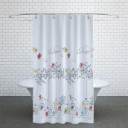 Shower Curtain - Model: jack-6144 - Dolphin