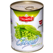 Canned Green Pea - 380 gr - Shahsavand