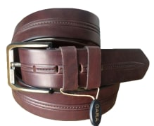 Genuine Cow Leather Belt For Men - Code : 4523 - Gara Company