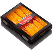 Saffron Rock Candy With Stick - 10 pcs Package - Shahsavand
