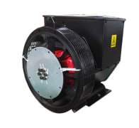 فرار 3000rpm AC Brushless Alternaotor