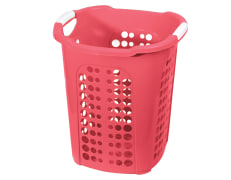 Laundry Basket - Plastic - Rectangular - Tall - Limon Brand - Model 116035