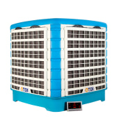 Smart Polymer Cooler - Up Draft, Ultra Low Consumption,With Remote Control - Model ORCA 6500S - Otek Company
