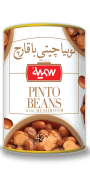 Canned Beans with Mushroom - 420 gr - Somayeh