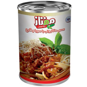 Canned Pasta Sauce - Easy Open Can - 380 g - Momtaz Razavi Company