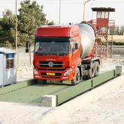 "Weighbridge For Trucks - All-metal With Sidewalls - Prefabricated On Surface (Platform) - 3 * 16 m - Company ""Micron Towzin"""