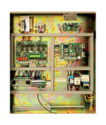 Elevator Control Panel - With Transmission Motor & Emergency Rescue - Model : Naji NA-E16 - Arian Asansor Company